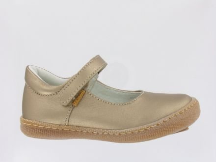 Primigi MORIN Mary Jane Velcro Shoes (Gold) 31 only!